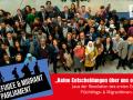 Erstes 'Refugee & Migrant Parliament' in Brüssel 17. /18. Oktober 2018