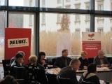 Die Zukunft der Kohäsionspolitik - Solidarität und Partnerschaft für Europas Regionen. Anforderungen an DIE LINKE.