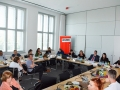Konferenz zu Asyl- und Migrationsfragen in Dresden am 19. Mai 2017