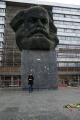Gedenken an Karl-Marx, Chemnitz, 5. Mai 2014