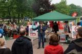 1. Mai-Veranstaltung in Dresden