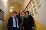 Besuch des Frauenschutzhauses in Freiberg, 2. Mai 2014