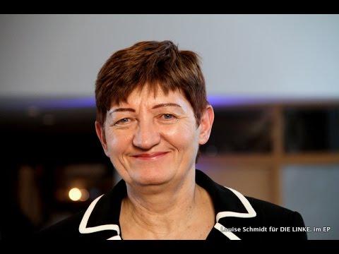 Cornelia Ernst, DIE LINKE. im Europäischen Parlament: Reform des Emissionshandels im EP