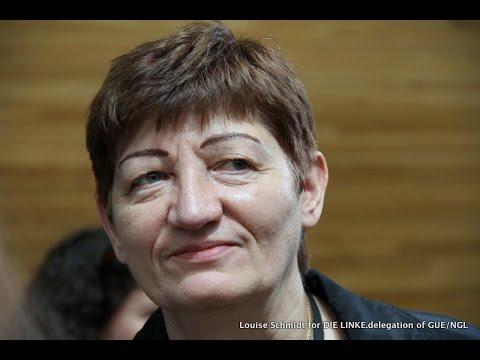 """Cornelia Ernst, DIE LINKE.: """"Der Dinosaurier Geoblocking gehört ins Museum!"""""""