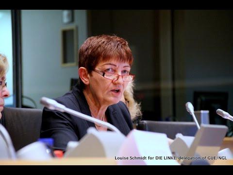 C. Ernst, DIE LINKE.: Wir brauchen kein privacy shield, sondern wirksame Kontrolle unserer Daten!