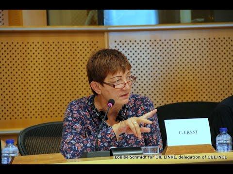 Cornelia Ernst, DIE LINKE.: Schein statt Sicherheit: Vorratsdatenspeicherung im Flugverkehr